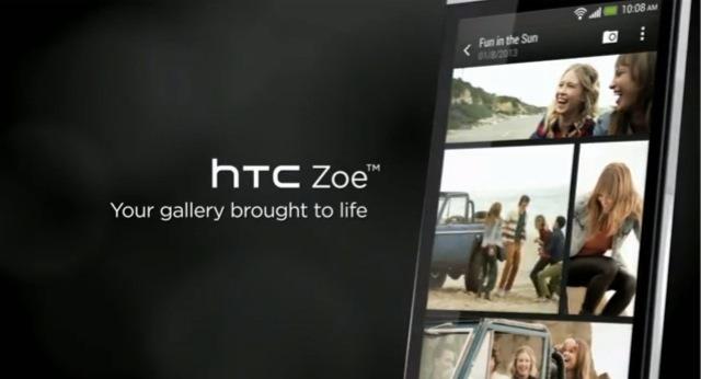 Aplicațiile HTC vin pe orice Android. Zoe e prima
