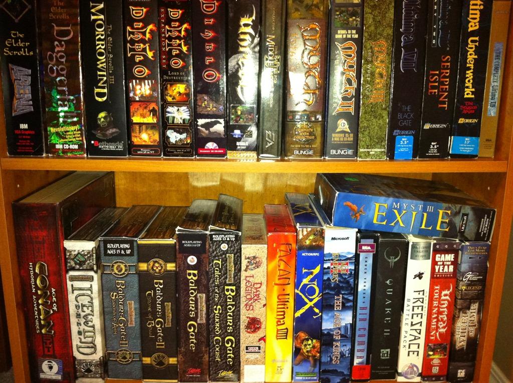 Studiu: Aproape nimeni nu mai cumpără jocuri de PC la cutie
