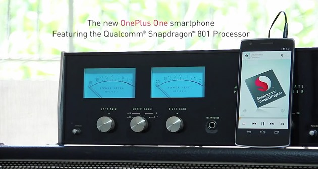 One Plus One Qualcomm Snapdragon 801