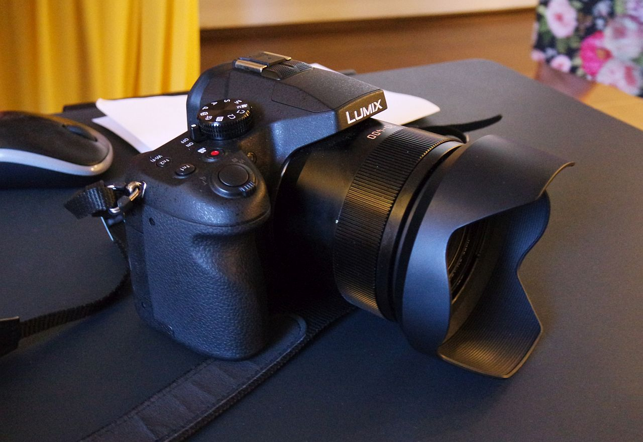Panasonic FZ1000, un bridge cu capabilități de filmare 4K