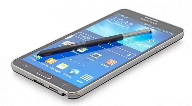 Samsung Galaxy Note 4 va avea funcții noi pentru cititorul de amprente