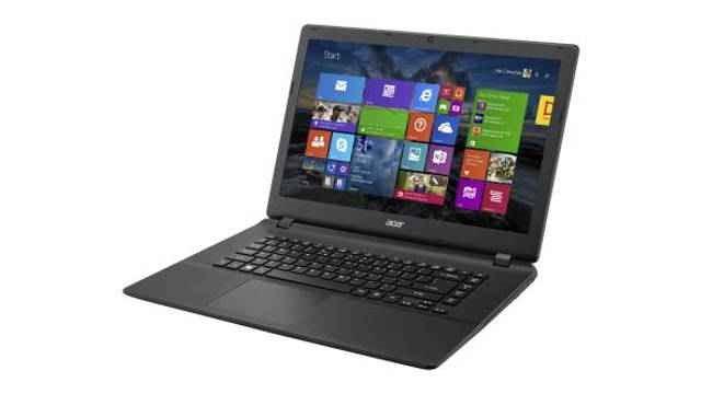 Acer Aspire E15 este un notebook de 15 inci ieftin şi bun