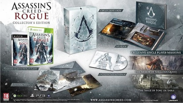 assassin's creed rogue-ce