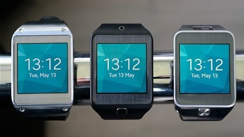 A fost lansat primul ROM custom pentru Galaxy Gear cu Tizen