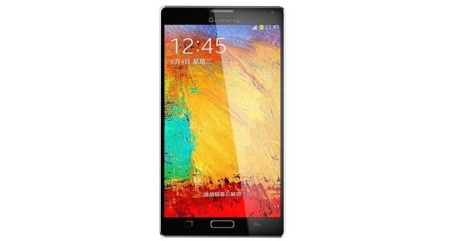 Prima clonă de Samsung Galaxy Note 4