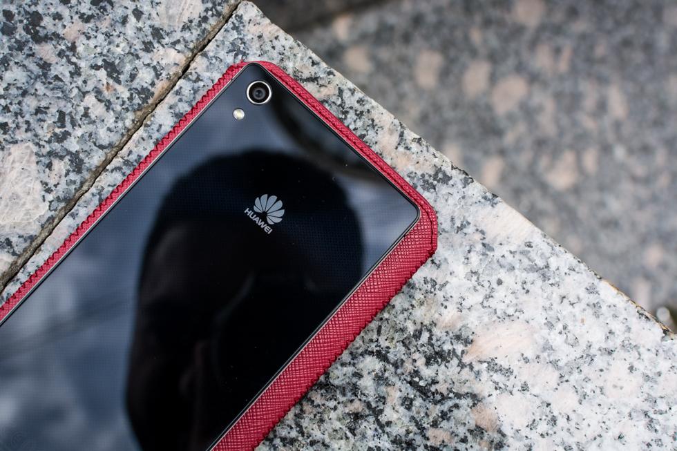 Detalii și poze pentru telefonul Huawei cu cititor de amprente