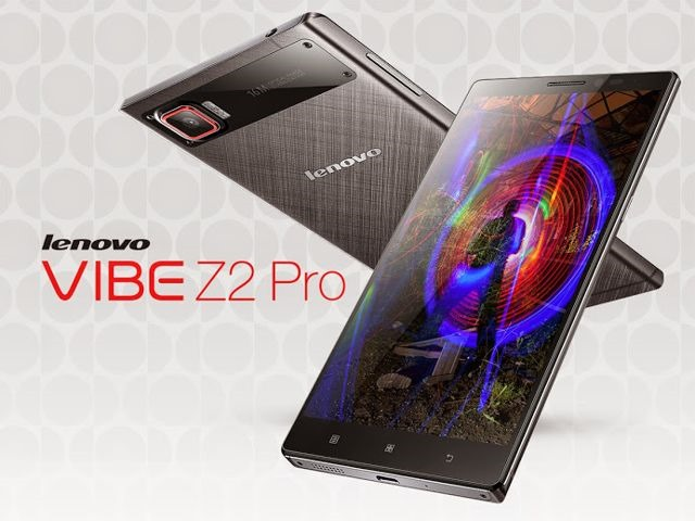 Un nou smartphone care te atrage –  Lenovo Vibe Z2 Pro anunţat oficial