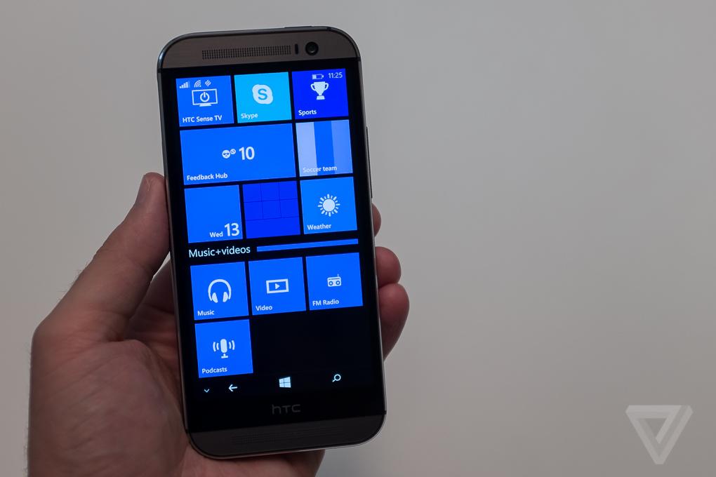 HTC anunță One M8 for Windows. Este același telefon, dar folosește Windows Phone 8.1