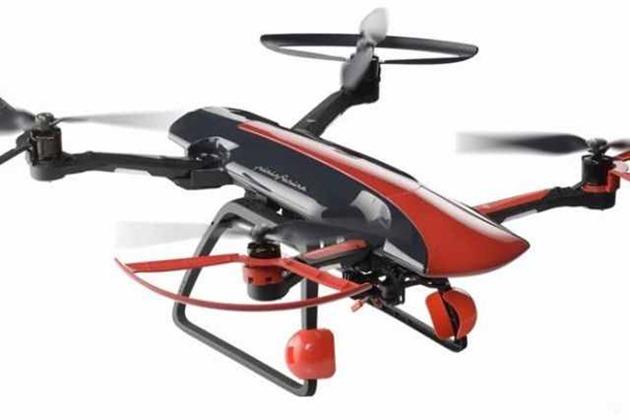 pinifarina ferrari-drone