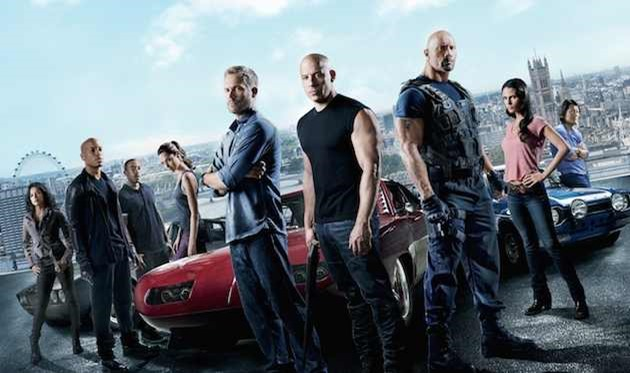 piraterie condamnare filmare in cinema Fast and furious 6