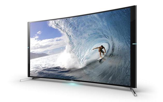 Sony lansează primul său Smart TV curbat 4K