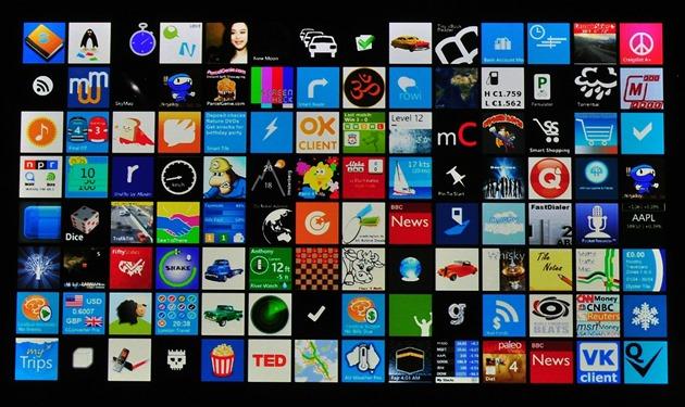studiu smartphone aplicatii walllive