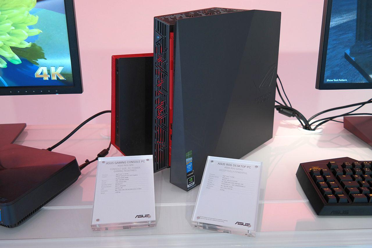 Sisteme noi de gaming ASUS la IFA 2014