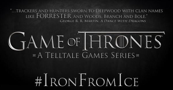 Un nou teaser pentru jocul de aventură Game of Thrones [VIDEO]
