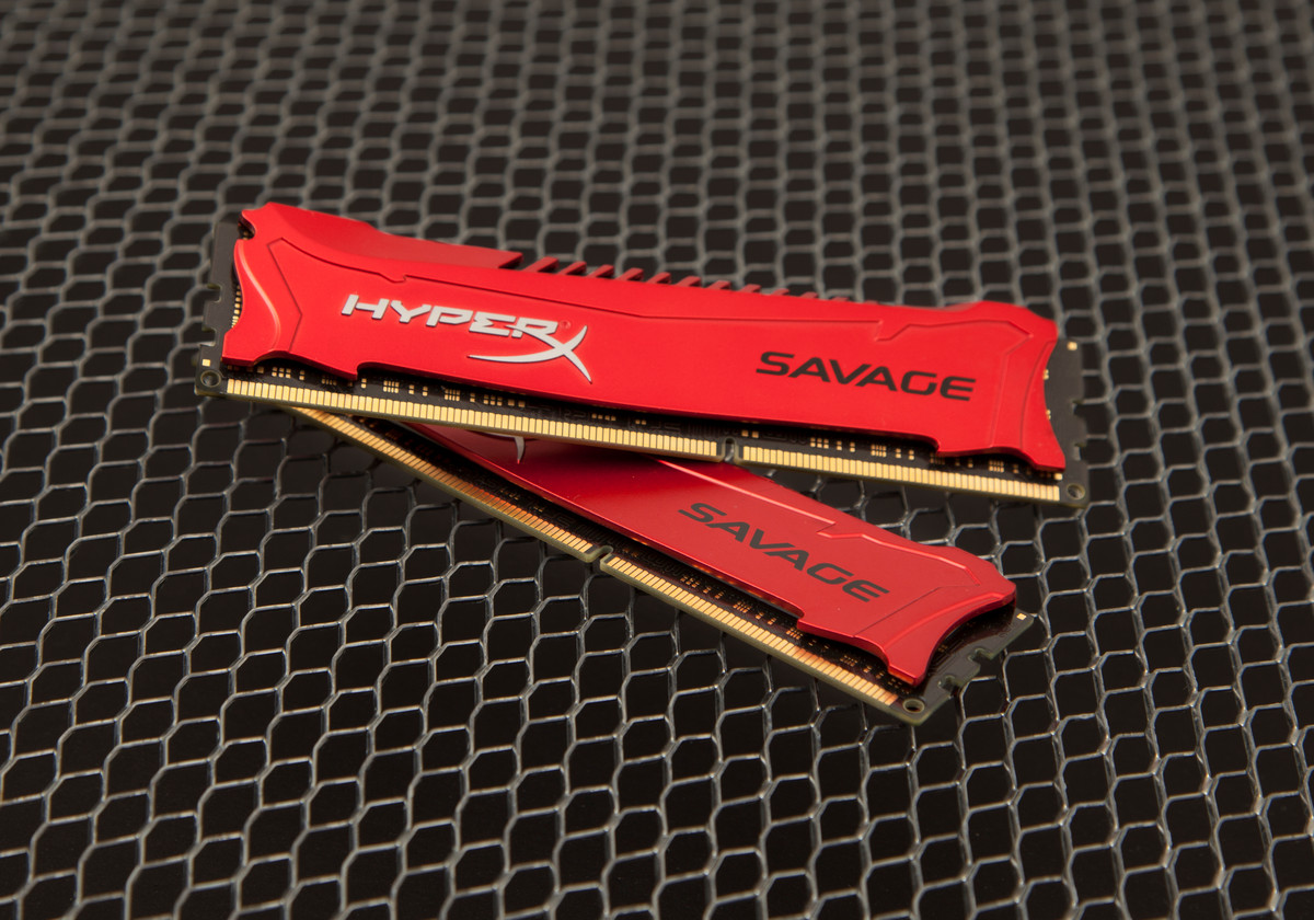 Kingston lansează o nouă serie de memorii high-end HyperX