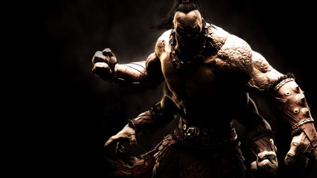 Mortal Kombat X_Goro