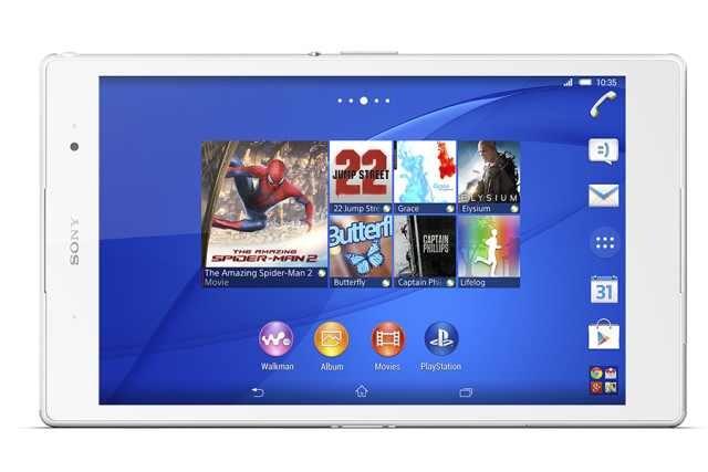 Xperia Z3 Tablet Compact, cea mai portabilă tabletă Sony