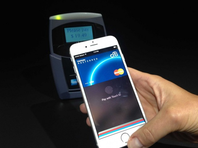 Apple Pay prin NFC