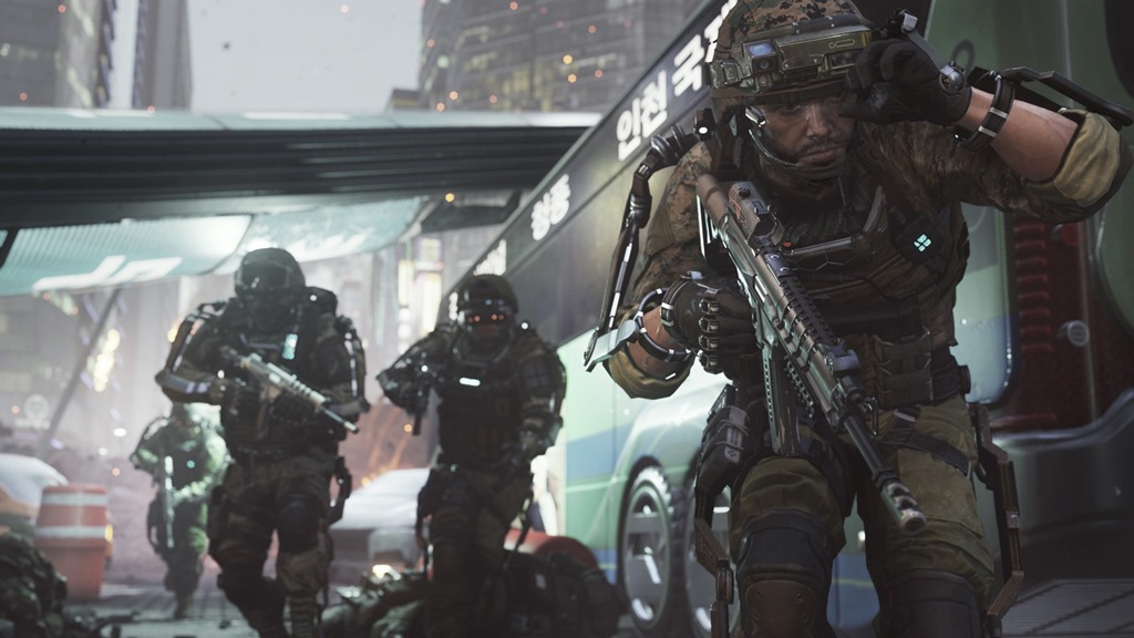 Noi detalii despre modul co-op din Call Of Duty Advanced Warfare [VIDEO]