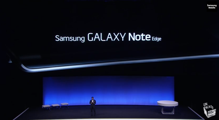 Samsung Galaxy Note 4, Samsung Galaxy Note Edge,  lansate oficial [LIVE VIDEO/TEXT]