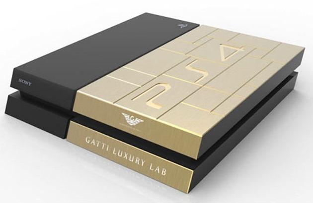 gold-ps4 aur dubai lansare