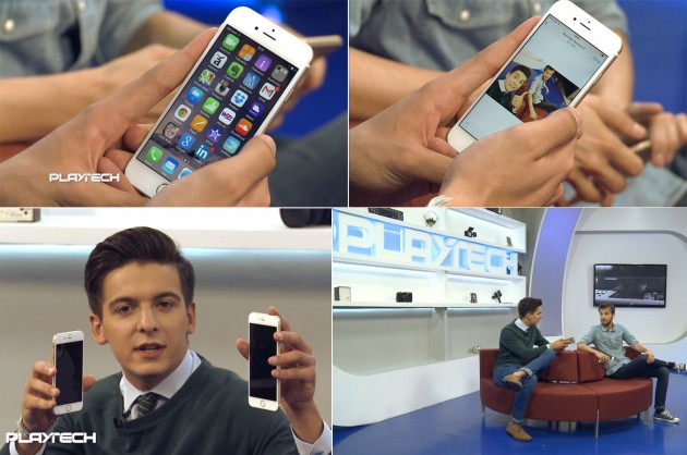 iPhone 6 si 6 Plus Focus Prima TV