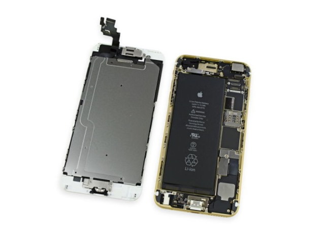 ifixt apple iphone 6-plus teardown-