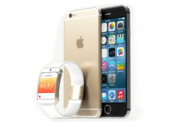 iphone si iwatch