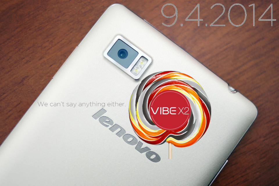 Lenovo Vibe X2, cel mai bun telefon al chinezilor, vine în Europa