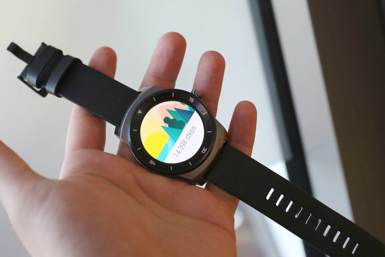 Marea colecție a inovației LG: ceasul G Watch R și televizorul 8K, un prototip al următorilor ani