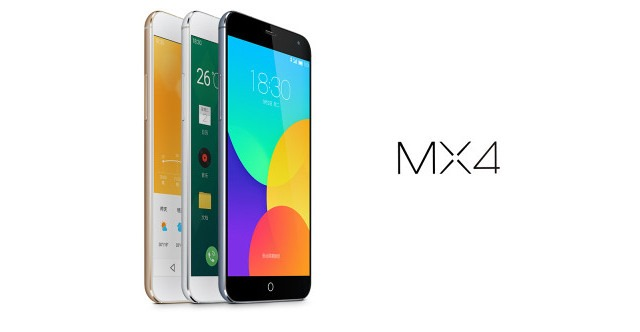 Meizu MX4, un nou smartphone high-end din China, a fost lansat oficial