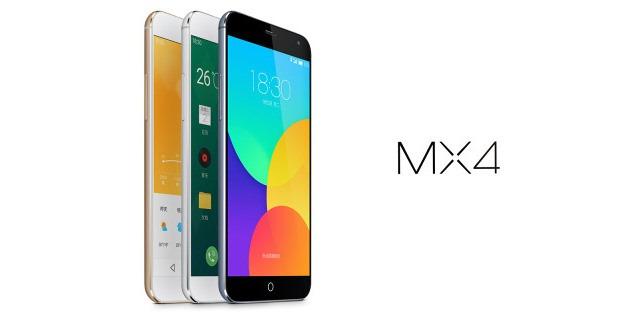 Meizu MX4, un nou smartphone high-end din China, a fost lansat oficial
