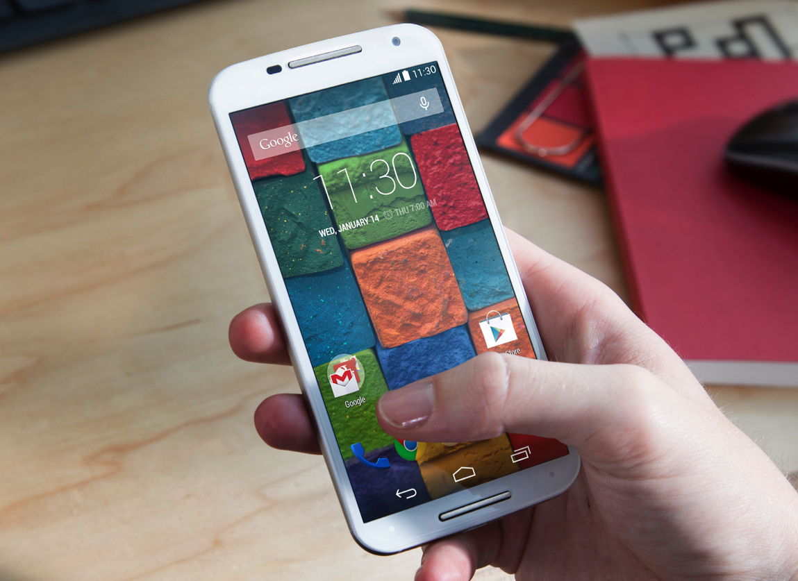 După noul Moto X, Motorola are o veste bună pentru vechii utilizatori: vor primi actualizări