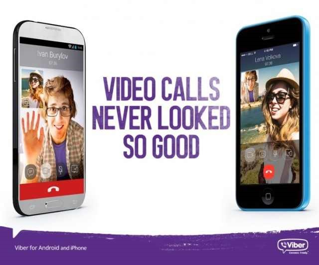 Viber te lasă să faci apeluri video și devine un concurent pentru Skype