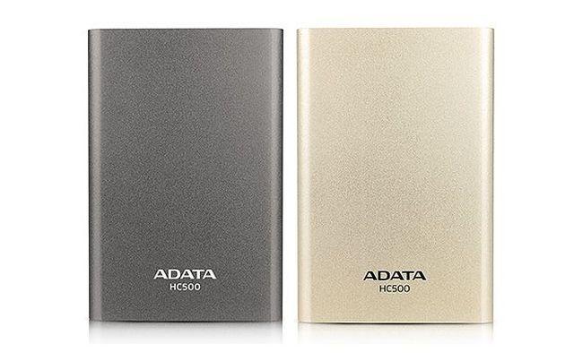 ADATA HC500, un HDD extern special pentru backup