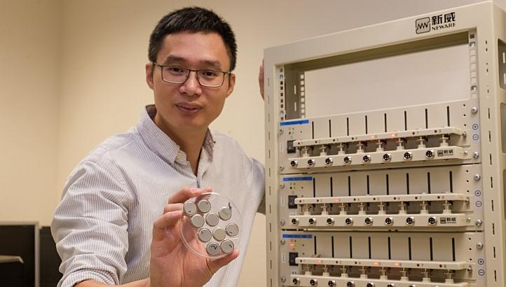 Cea mai importantă descoperire pentru baterii reîncărcabile
