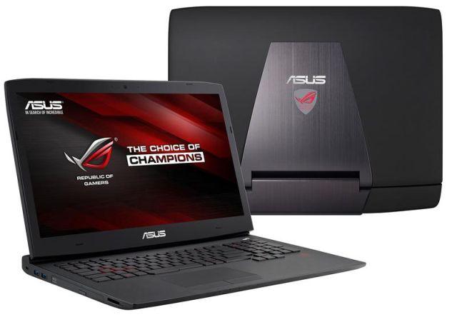 """ASUS ROG G751, un nou """"monstru"""" de gaming portabil"""