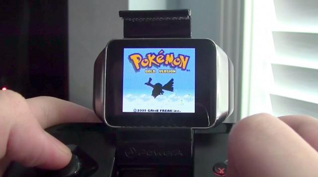 După Windows 95, un emulator de Game Boy Color rulează pe Android Wear [VIDEO]
