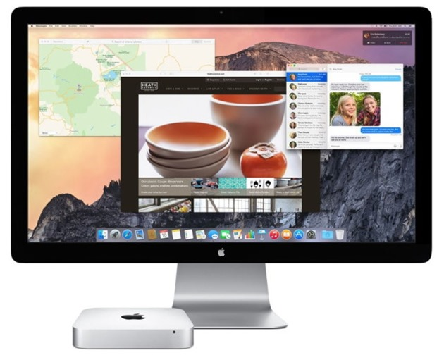 Apple Mac mini upgrade