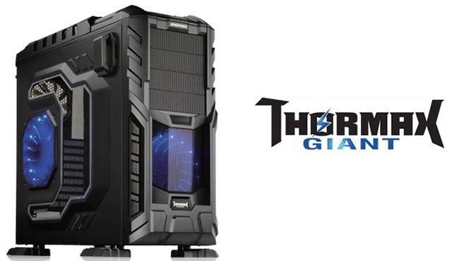 Enermax Thormax GT, o carcasă pentru sisteme mari