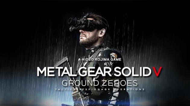 Metal-Gear-Solid-V Ground Zeroes