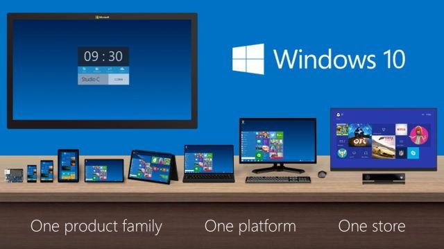 Windows 10 ar putea fi lansat în vara anului 2015