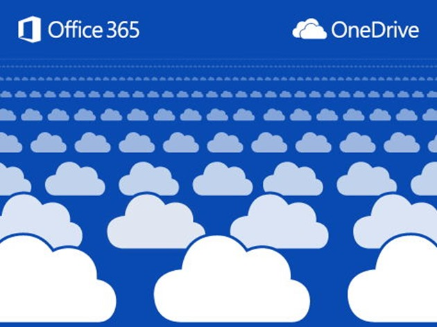 Office 365 OneDrive nelimitat