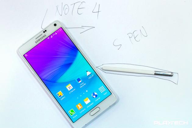 Vânzările de Galaxy Note 4 sunt mai slabe decât cele ale Note 3 de anul trecut