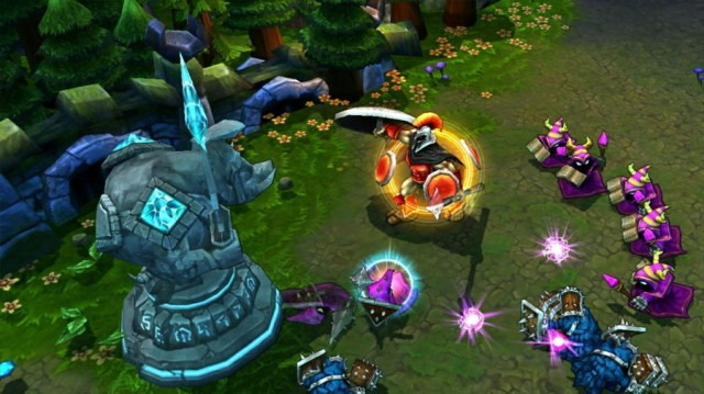 League of Legends este cel mai popular MMORPG, dar World of Warcraft nu e departe