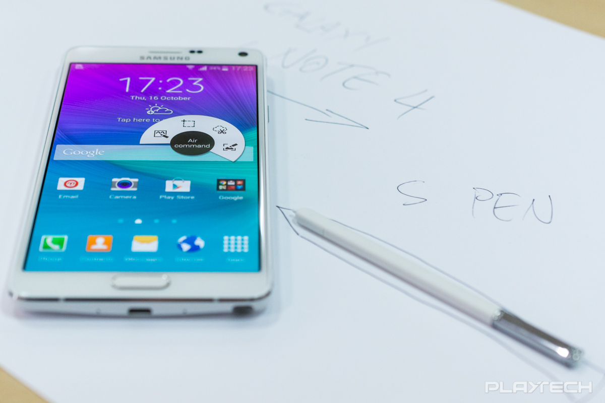 Samsung Galaxy Note 4 review Playtech (13)