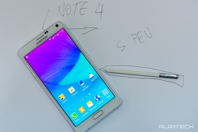 Samsung Galaxy Note 4 review Playtech (2)