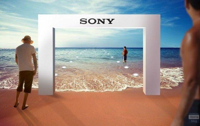 Sony deschide un magazin sub apă în Dubai