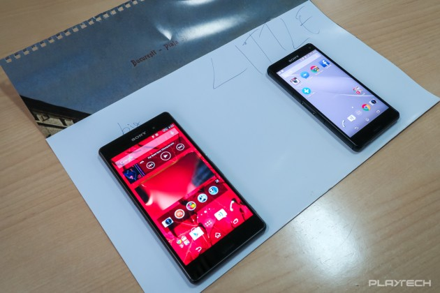 Sony Xperia Z3 si compact - review Playtech-2
