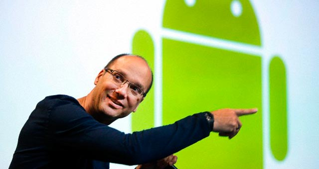 Andy Rubin, creatorul Android, părăsește Google